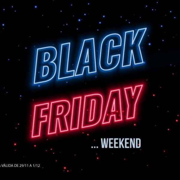 Black Friday...Weekend